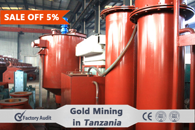 CIL-Gold Beneficiation plant